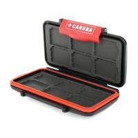 Caruba Multi Card Case MCC-4 for 12 SD