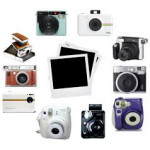 Instant Cameras & Film