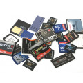 Κάρτες Μνήμης - Αποθήκευση