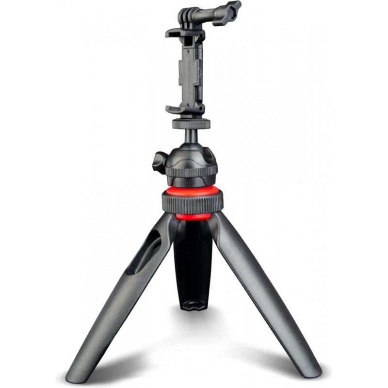 Digipower Active Mini Tripod with Wireless Shutter Remote & Camera/GoPro Mount