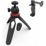 Digipower Active Mini Tripod with Wireless Shutter Remote & Camera/GoPro Mount [TP-ACT5]