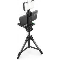 Digipower InstaFame - Super Compact 50 LEDs Video Light with Phone Holder [DP-VL50]