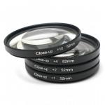 Digital King Macro Close-Up Set (+1,+2,+4,+10) 52mm