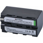 Batmax μπαταρία συμβατή με Sony NP-F750 / 770