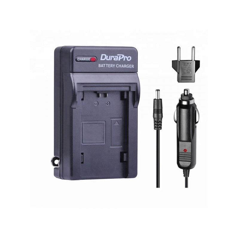 DuraPro Digital Single Charger Ρεύματος / Αυτοκινήτου Για Sony NP-F550/770/970/FM50