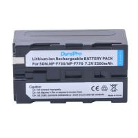 DuraPro μπαταρία συμβατή με Sony NP-F750 / 770