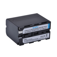 DuraPro μπαταρία συμβατή με Sony NP-F960 / 970