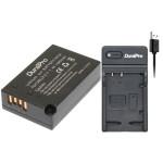 DuraPro Μπαταρία συμβατή με Canon LP-E17 + Φορτιστής USB
