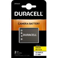 Duracell Μπαταρία συμβατή με Olympus Li-42B, Pentax D-Li63, Fuji NP-45, Nikon EN-EL10, Kodak K7006 [DR9664]