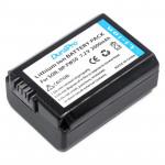DuraPro μπαταρία συμβατή με Sony NP-FW50