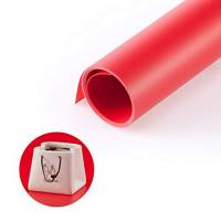 E-reise φόντο PVC Κόκκινο 100x200cm