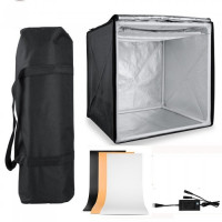 IRiSfot Photo Studio Box 80x80cm With LED Lights [LTC-018]