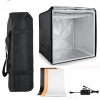 IRiSfot Photo Studio Box 40x40cm With LED Lights [LTC-014]