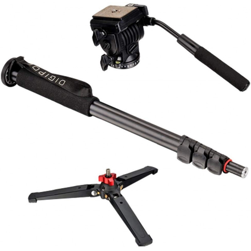 Digipod MP-274VH Fluid Video Monopod kit
