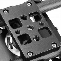 Queenie Carbon Fiber Camera Slider 60cm + Θήκη [CFSL-60]