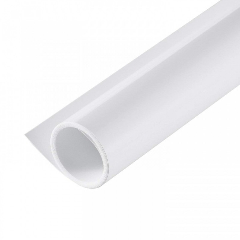 E-reise φόντο PVC Λευκό 100x200cm