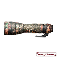 EasyCover Lens Oak Lens Cover for Tamron 150-600mm - Forest camouflage