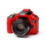 EasyCover camera case για Canon 200D / 250D - Red