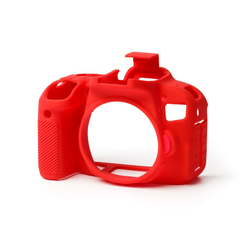 EasyCover camera case για Canon EOS 800D - Red
