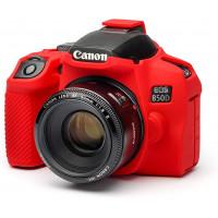 EasyCover camera case για Canon EOS 850D - Red