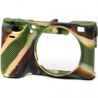 EasyCover camera case για Sony a6300/a6000/a6400/a6100 - Camouflage