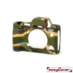 EasyCover camera case for Fujifilm X-T3 - Camouflage