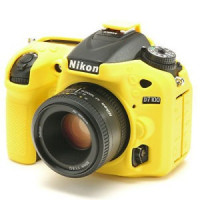 EasyCover camera case για Nikon D7100/D7200 - Yellow