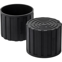 EasyCover Lens Maze Cover 52mm to 72mm - Black [ECLMB]