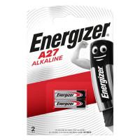 Energizer Αλκαλικές μπαταρίες A27 12V σε blister με 2 μπαταρίες