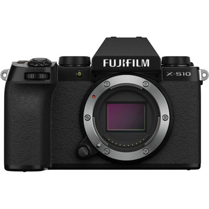 FUJIFILM X-S10 Mirrorless Digital Camera -Body [16670041]