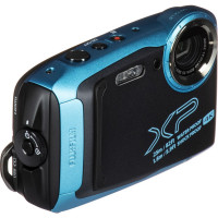 Fujifilm FinePix XP140 - (Sky Blue) + Δώρο θήκη FDS