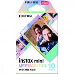 Fujifilm Instax Film mini Mermaid Tail (10 Shots)