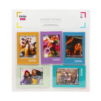 Fujifilm Instax Magnet Frames 5 pcs - Orange [320R]