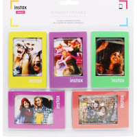 Fujifilm Instax Magnet Frames 5 pcs - Yellow [320Y]
