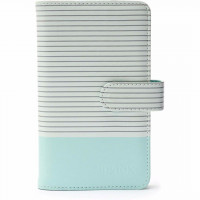 Fujifilm Instax Mini 9 Striped Album Ice Blue - 108 Photos