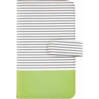 Fujifilm Instax Mini 9 Striped Album Lime Green - 108 Photos