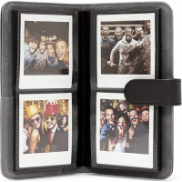 Fujifilm Instax SQ Album black for 80 Instax Square pictures