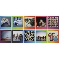 Fujifilm Instax Square Instant Film - Rainbow (10 Shots)