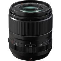 Fujifilm Lens XF 33mm f/1.4 R LM WR [16719201]