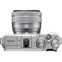 Fujifilm X-A5 Camera kit with XC 15-45mm OIS PZ Lens  - Black/Silver (16568896)