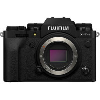 Fujifilm X-T4 Digital Camera Body  - Black [16652855]