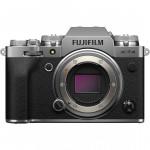 Fujifilm X-T4 Digital Camera Body  - Silver [16652867]