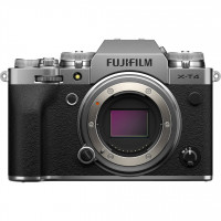 Fujifilm X-T4 Digital Camera Body  - Silver [16652867]