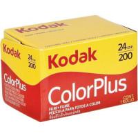 Kodak ColorPlus film 200 ISO 135/24