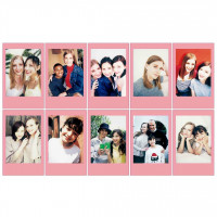 Fujifilm instax Mini Instant Pink Lemonade (10 Exposures)