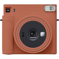 Fujifilm instax SQUARE SQ1 Instant Film Camera (Terracota Orange)