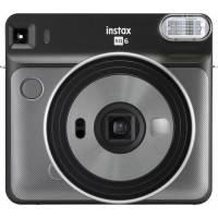 Fujifilm instax SQUARE SQ6 Instant Film Camera (Graphite Gray)