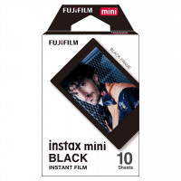 FujifilmInstax Film Mini Black Frame (10 Shots)