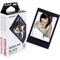Fujifilm Instax Film Mini Black Frame (10 Shots)