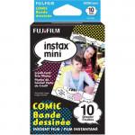 Fujifilm instax Mini Instant Film Comic (10 Exposures)